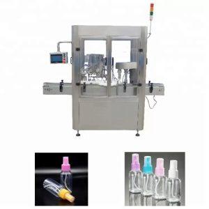 Máquina de rellenar eléctrica del perfume 220V 3.8kw