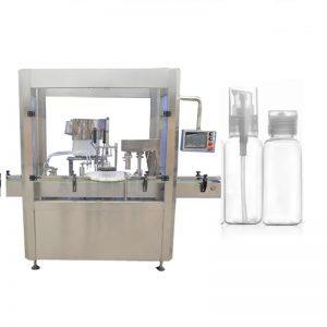 Máquina automática de llenado de perfumes que refresca el aire