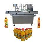 Bottle Drink Water Automatic Liquid Filling Machine Line 50 – 500ml Filling Volume