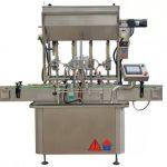 Máquina de llenado de botellas de pasta de salsa estándar GMP / CE utilizada en industrias farmacéuticas