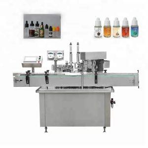 Máquina de llenado de aceite esencial completamente automática de 10 ml
