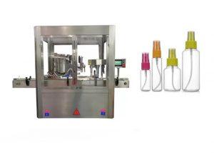 Pantalla táctil a color totalmente automática de la máquina de llenado de perfume