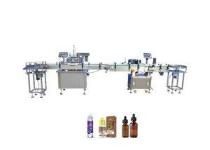 Máquina de llenado de botellas de aceite de cigarrillo de alta densidad