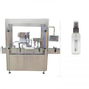 Máquina de llenado de perfume de alta precisión