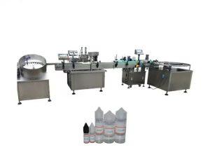 Máquina de llenado de líquidos de alta viscosidad