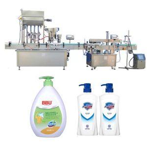 Industria farmacéutica Máquina de llenado de botellas de mermelada