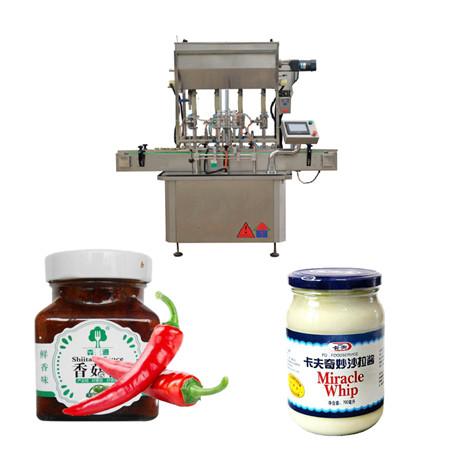 Máquina de llenado de pasta de salsa