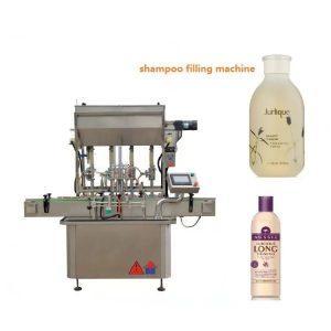 Máquina de llenado de aceite esencial de motor paso a paso